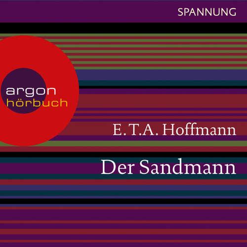 Hoerbuch Der Sandmann - E.T.A. Hoffmann - Joachim Schönfeld