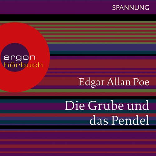 Hoerbuch Die Grube und das Pendel - Edgar Allan Poe - Joachim Schönfeld