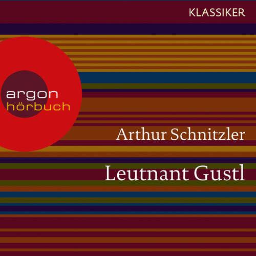 Hoerbuch Leutnant Gustl - Arthur Schnitzler - Thomas Morris