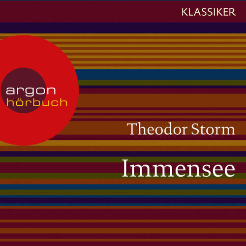 Hoerbuch Immensee - Theodor Storm - Christian Standtke