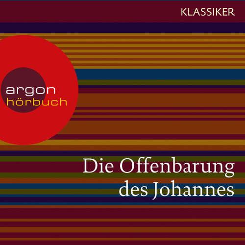 Hoerbuch Die Offenbarung des Johannes -  Traditionell - Karsten Klaue
