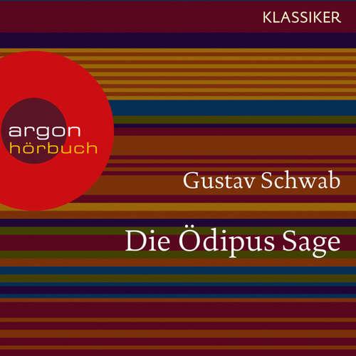 Hoerbuch Die Ödipus Sage - Gustav Schwab - Mathias Eysen