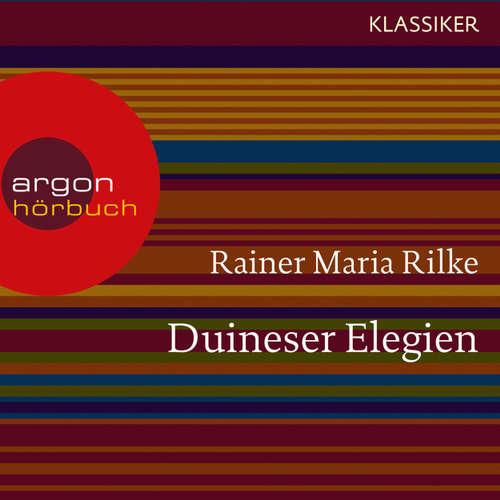 Hoerbuch Duineser Elegien - Rainer Maria Rilke - Hans Peter Hallwachs