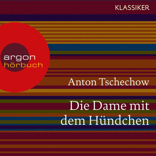 Hoerbuch Die Dame mit dem Hündchen - Anton Tschechow - Matthias Haase