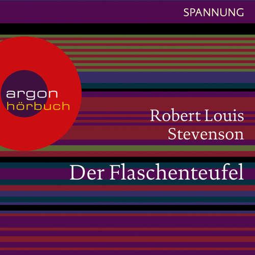 Hoerbuch Der Flaschenteufel - Robert Louis Stevenson - Michael Rotschopf