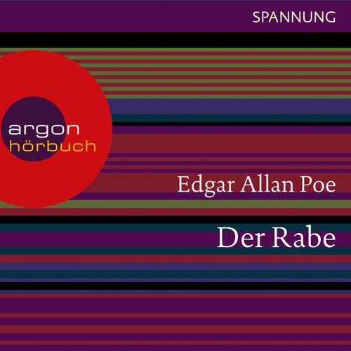 Hoerbuch Der Rabe - Edgar Allan Poe - Hans Peter Hallwachs