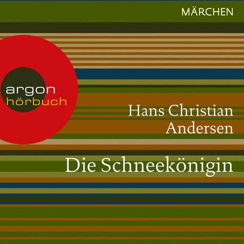 Hoerbuch Die Schneekönigin - Hans Christian Andersen - Angela Winkler