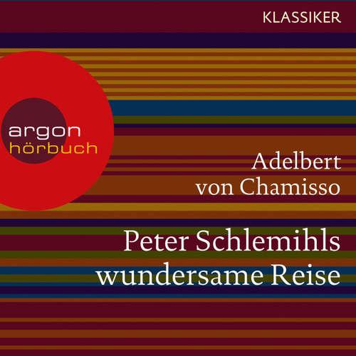 Hoerbuch Peter Schlemihls wundersame Reise - Adelbert von Chamisso - Frank Arnold