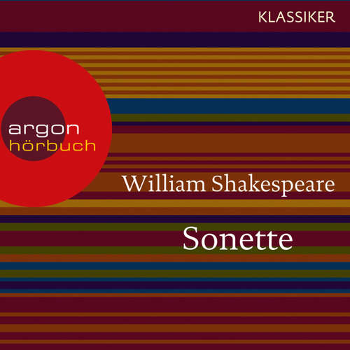 Hoerbuch Sonette - William Shakespeare - Michael Rotschopf