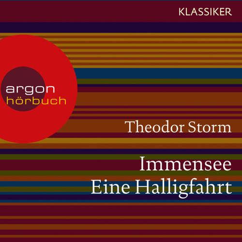 Hoerbuch Immensee / Eine Halligfahrt - Theodor Storm - Christian Standtke