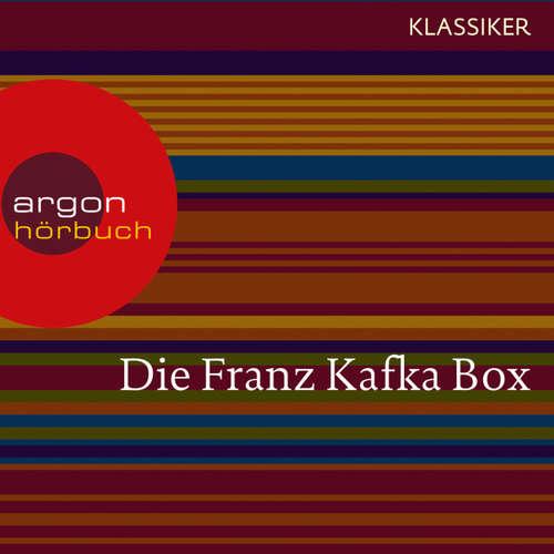 Hoerbuch Franz Kafka - Die Verwandlung / Das Urteil / In der Strafkolonie / Ein Landarzt / Auf der Galerie u.a. - Franz Kafka - Wolfgang Schiffer