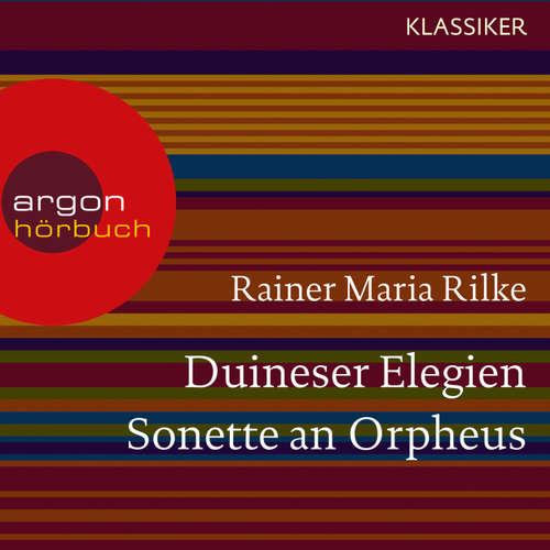 Hoerbuch Duineser Elegien / Sonette an Orpheus - Rainer Maria Rilke - Hans Peter Hallwachs