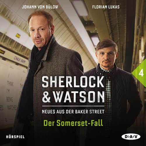 Sherlock & Watson - Neues aus der Baker Street, Folge 4: Der Somerset-Fall