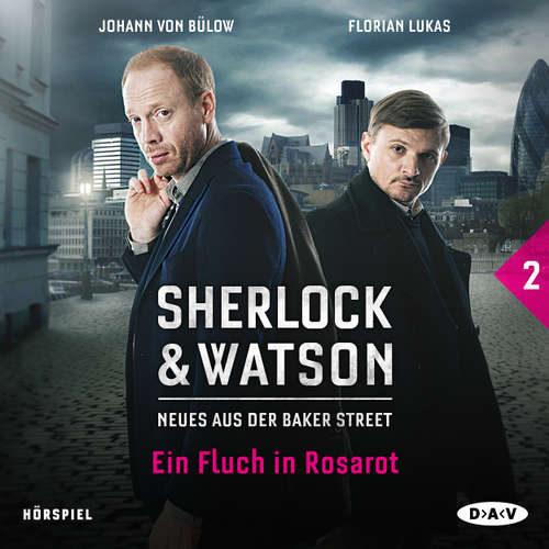 Sherlock & Watson - Neues aus der Baker Street, Folge 2: Ein Fluch in Rosarot