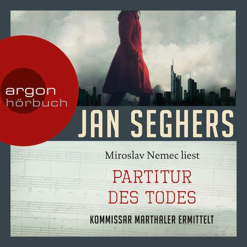 Hoerbuch Partitur des Todes - Jan Seghers - Miroslav Nemec