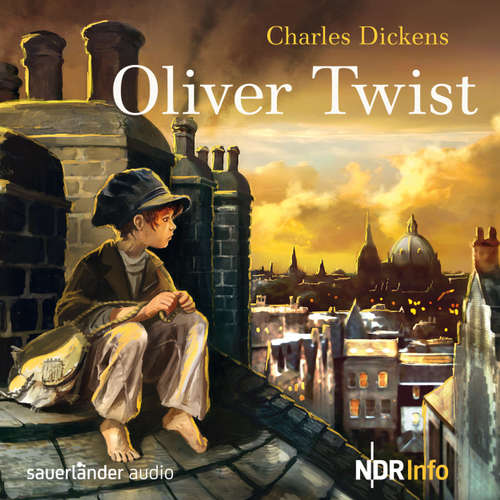 Hoerbuch Oliver Twist - Charles Dickens - Richard Münch