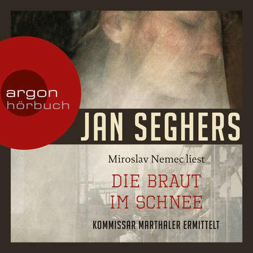 Hoerbuch Die Braut im Schnee - Jan Seghers - Miroslav Nemec