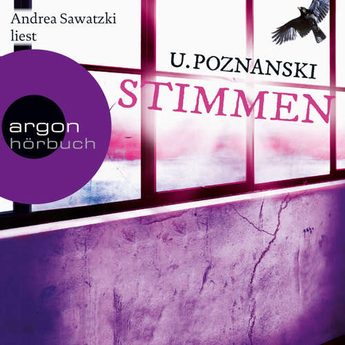 Hoerbuch Stimmen - Ursula Poznanski - Andrea Sawatzki