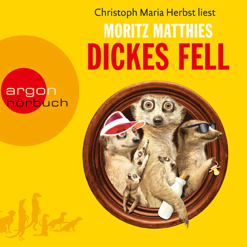 Hoerbuch Dickes Fell - Moritz Matthies - Christoph Maria Herbst