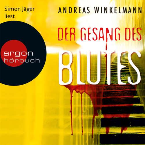 Hoerbuch Der Gesang des Blutes - Andreas Winkelmann - Simon Jäger