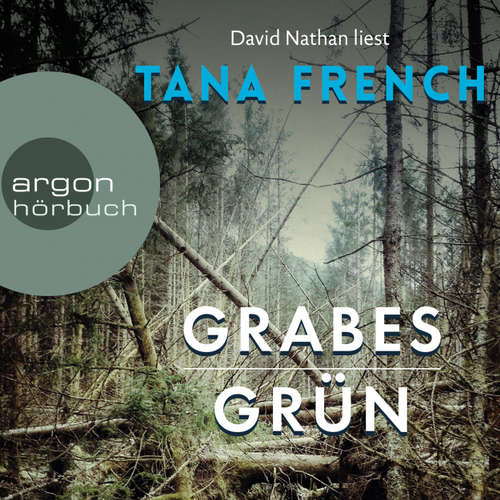 Hoerbuch Grabesgrün - Tana French - David Nathan