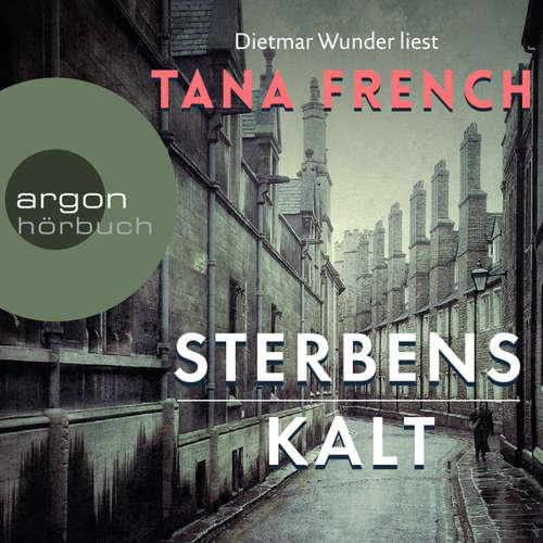Hoerbuch Sterbenskalt - Tana French - Dietmar Wunder