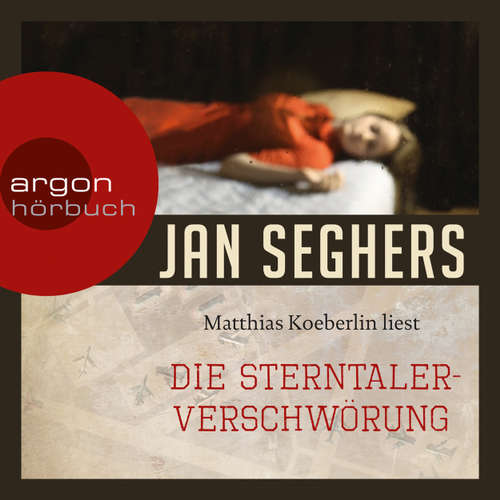 Hoerbuch Die Sterntaler-Verschwörung - Jan Seghers - Matthias Koeberlin