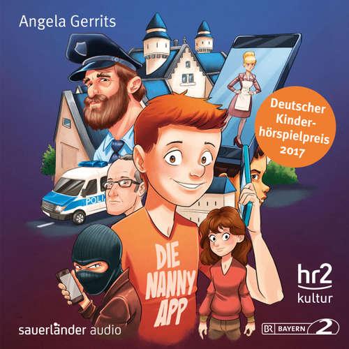 Hoerbuch Die Nanny-App (Hörspiel) - Angela Gerrits - Jakob Roden