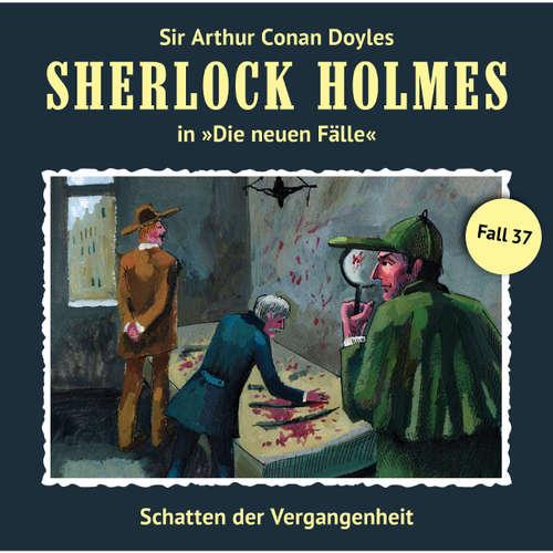 Sherlock Holmes, Die neuen Fälle, Fall 37: Schatten der Vergangenheit
