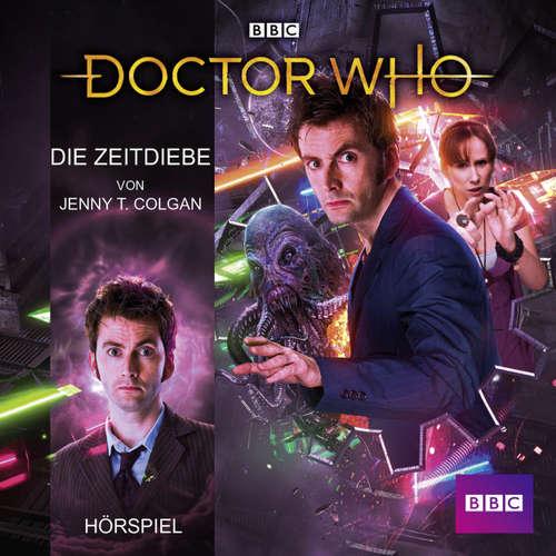 Hoerbuch Doctor Who: Die Zeitdiebe - Jenny Colgan - Axel Malzacher