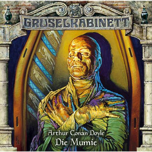 Hoerbuch Gruselkabinett, Folge 51: Die Mumie - Arthur Conan Doyle - Bene Gutjan