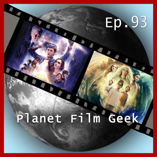 Planet Film Geek, PFG Episode 93: Ready Player One, Das Zeiträtsel