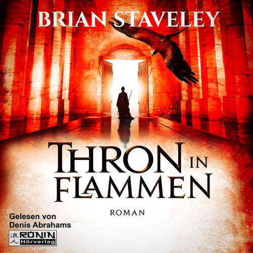 Thron in Flammen - Die Thron Trilogie 2