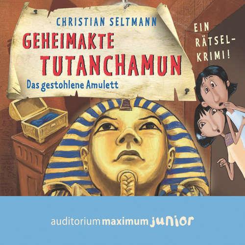 Geheimakte Tutanchamun - Das gestohlene Amulett - Ein Rätselkrimi