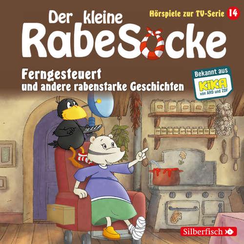 Der kleine Rabe Socke, Hörspiele zur TV Serie 14: Ferngesteuert, Der Laden der allertollsten Dinge, Freundschaft mit Hindernissen