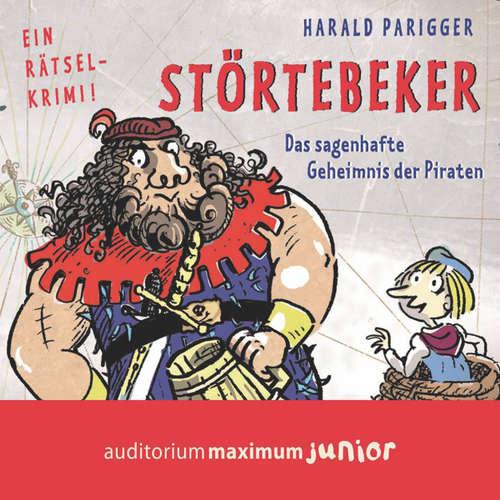 Störtebeker - Das sagenhafte Geheimnis der Piraten - Ein Rätselkrimi