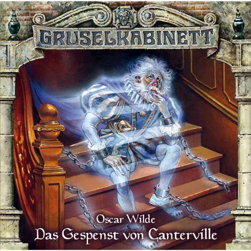 Hoerbuch Gruselkabinett, Folge 50: Das Gespenst von Canterville - Oscar Wilde - Gudrun Landgrebe