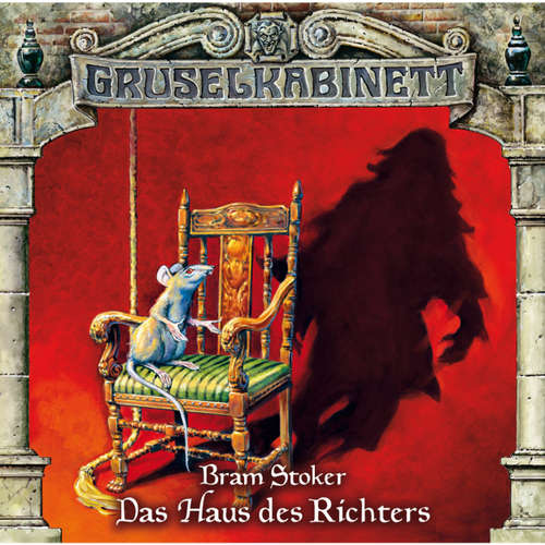 Hoerbuch Gruselkabinett, Folge 43: Das Haus des Richters - Bram Stoker - Timmo Niesner