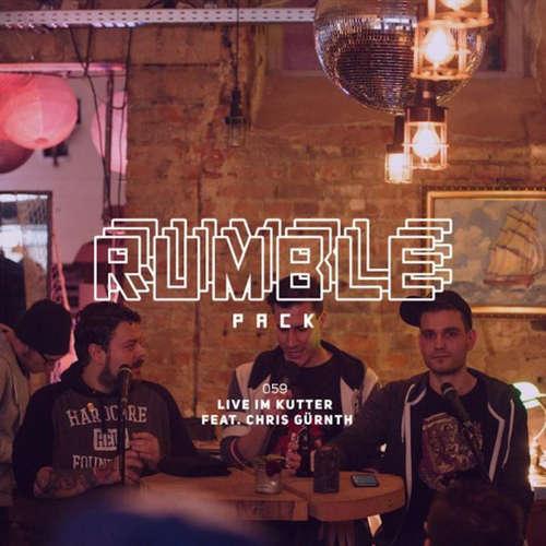 Hoerbuch Rumble Pack - Die Gaming-Sendung, Folge 59: Live im Kutter feat. Chris Gürnth - Julian Laschewski - Julian Laschewski