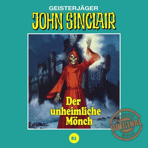 Hoerbuch John Sinclair, Tonstudio Braun, Folge 81: Der unheimliche Mönch - Jason Dark -  Diverse