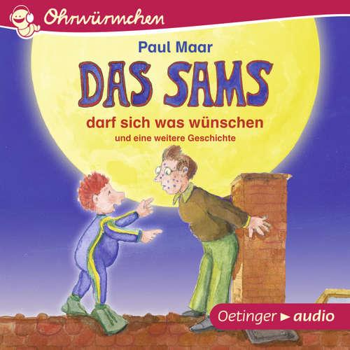 Hoerbuch Ohrwürmchen - Das Sams darf sich was wünschen - Paul Maar - Monty Arnold