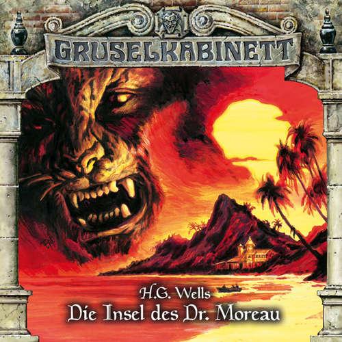 Hoerbuch Gruselkabinett, Folge 122: Die Insel des Dr. Moreau -  - Lutz Riedel