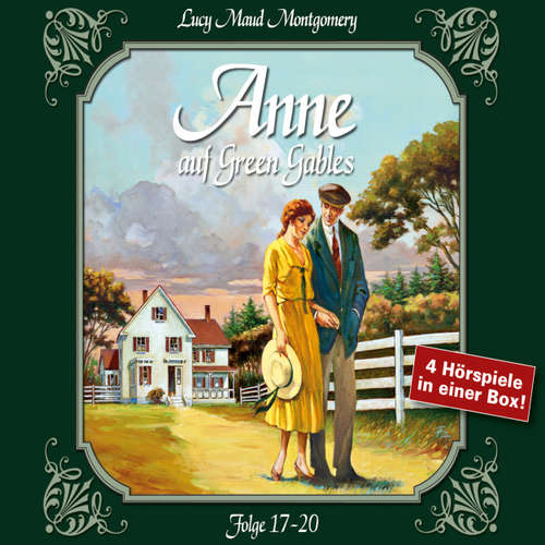 Hoerbuch Anne auf Green Gables, Box 5: Folge 17-20 - Lucy Maud Montgomery - Marie Bierstedt
