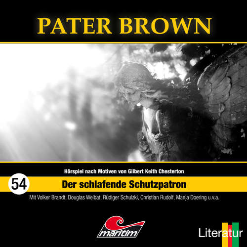 Hoerbuch Pater Brown, Folge 54: Der schlafende Schutzpatron - Thorsten Beckmann - Douglas Welbat