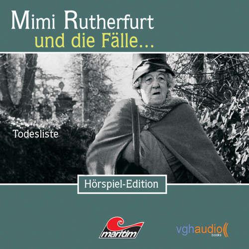 Hoerbuch Mimi Rutherfurt, Folge 4: Todesliste - Ellen B. Crown - Gisela Fritsch