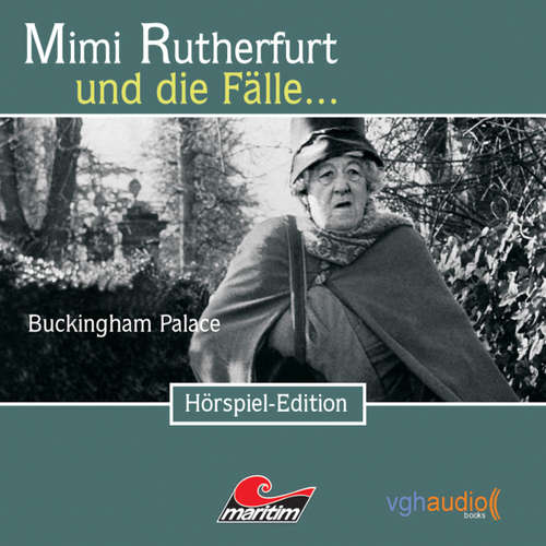 Hoerbuch Mimi Rutherfurt, Folge 5: Buckingham Palace - Ellen B. Crown - Gisela Fritsch