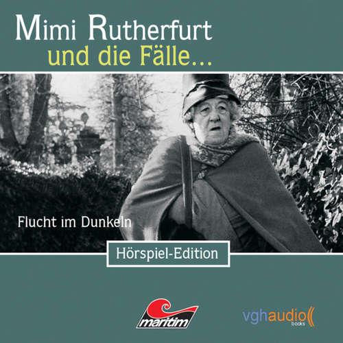 Hoerbuch Mimi Rutherfurt, Folge 6: Flucht im Dunkeln - Ellen B. Crown - Gisela Fritsch