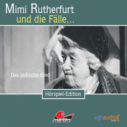 Hoerbuch Mimi Rutherfurt, Folge 8: Das indische Kind - Maureen Butcher - Gisela Fritsch