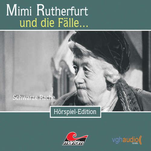 Hoerbuch Mimi Rutherfurt, Folge 9: Schwarze Rache - Maureen Butcher - Gisela Fritsch