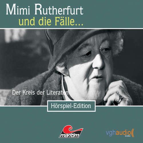 Hoerbuch Mimi Rutherfurt, Folge 12: Der Kreis der Literaten - Maureen Butcher - Gisela Fritsch
